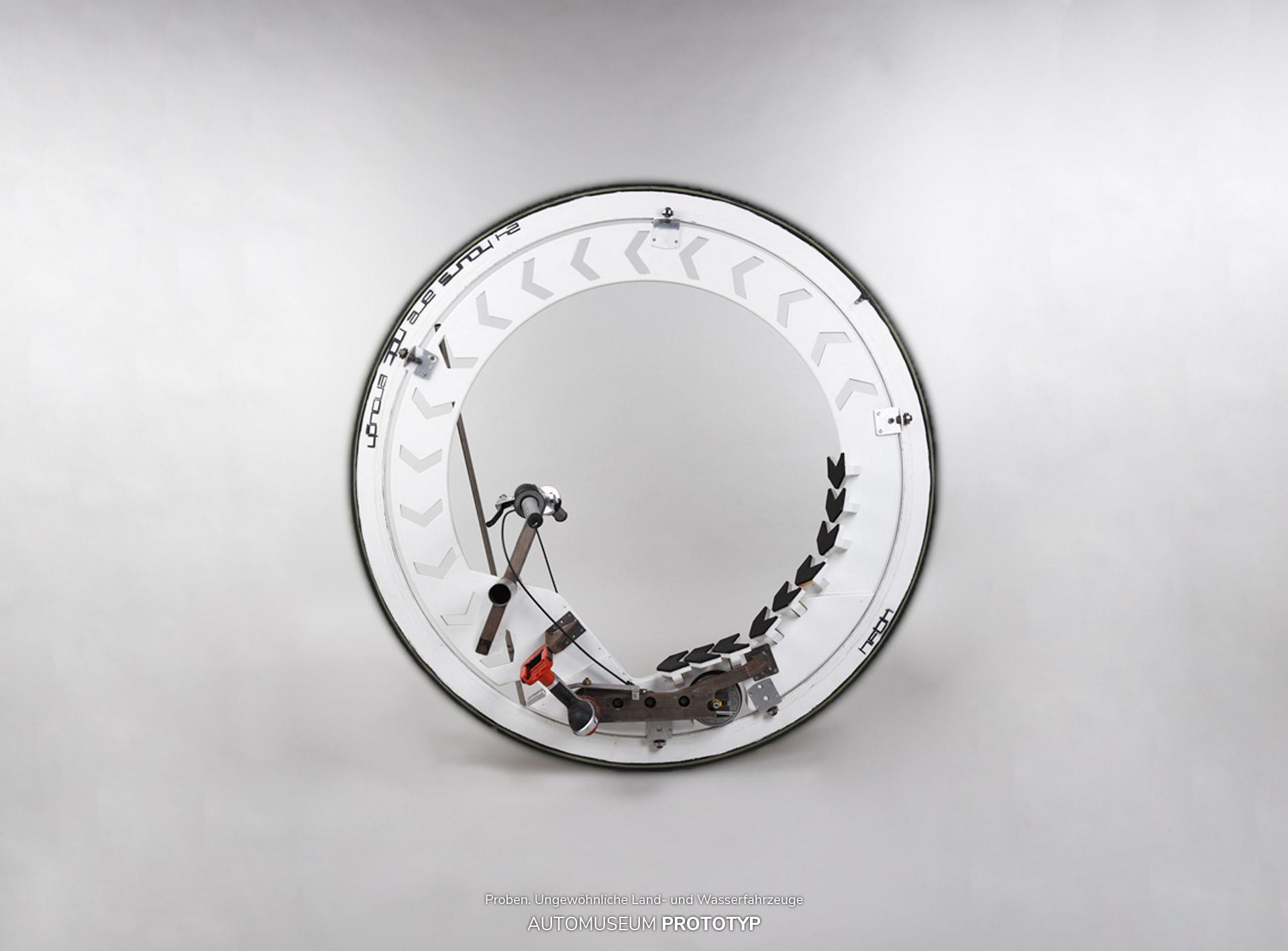 2010 präsentierte das Automuseum Prototyp in Hamburg die Sonderausstellung