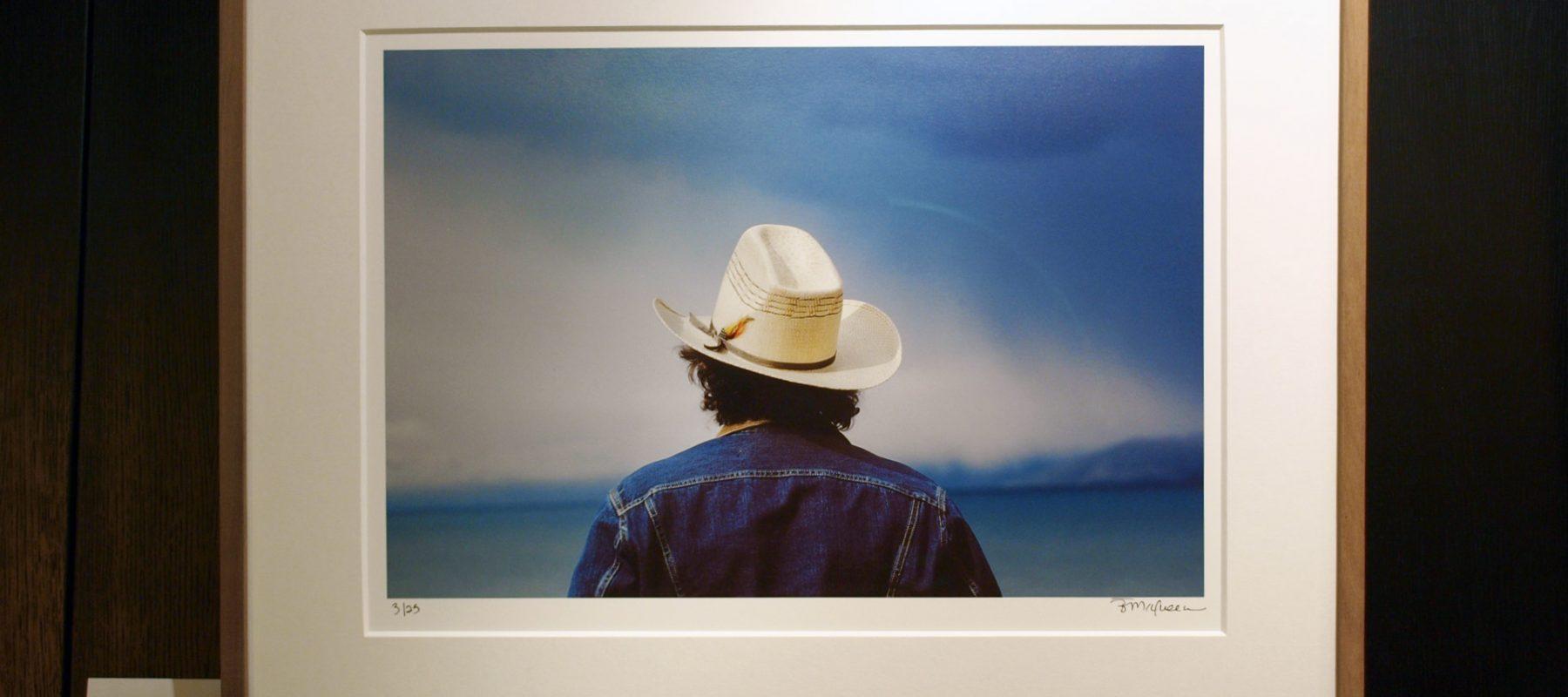 Steve McQueen (1930-1980) wurde in den letzten Lebensjahren von seiner Ehefrau Barbara in sehr persönlichen Momenten fotografiert. Die Sonderausstellung