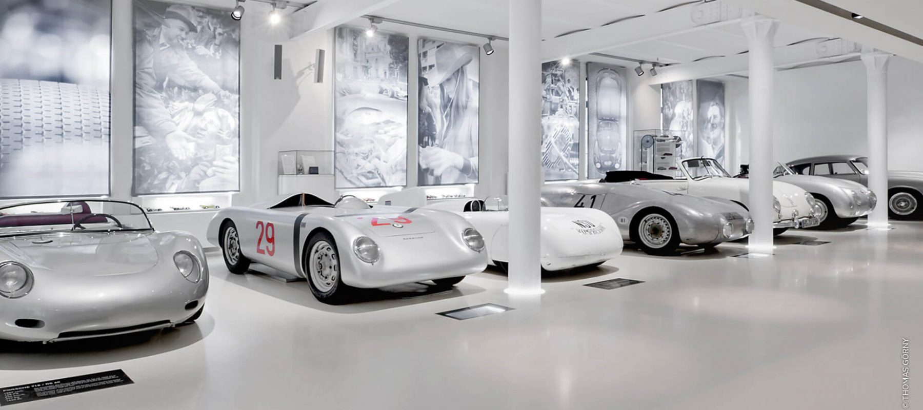 Dauerausstellung Automuseum Prototyp, Hamburg - Copyright Thomas Görny